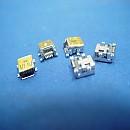 [D347] SMD MINI USB 기판측부품
