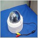 [Q803] PAL방식 돔 CCTV 카메라(움직임센서)BOX제품