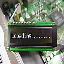 [T276] 캐릭터 LCD LC1611 KFDWH6