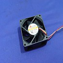 [T658] 70 x 70 x 25mm DC 12V 0.17A FAN