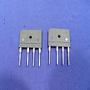[T887] 브릿지 다오드 600V 25A TS25P05G(2개)