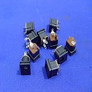 [V346] 5.5파이 DC잭 내pin경 2.5mm (10개)