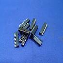 [V666] 2mm 피치 10 x 2 열헤드핀(10개)