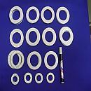 [W379] 일괄상품  LED 메탈 PCB(수량113개)