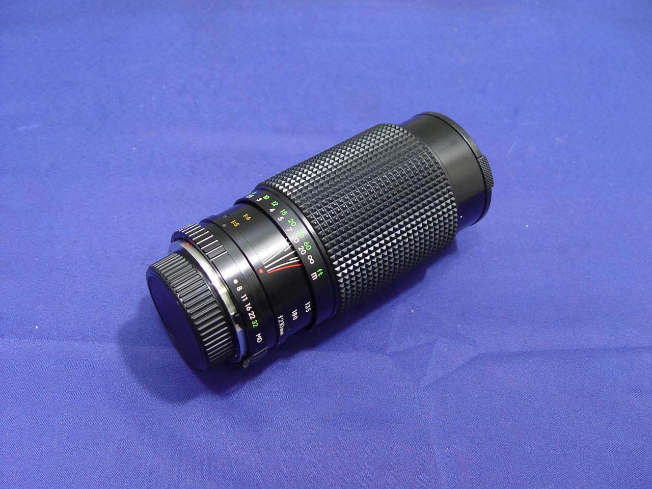 [W446] SAMSUNG 70 - 210mm F4.0 줌렌즈