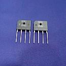 [W510] 1000V 6A 브릿지 다이오드 KBJ6J(2개)
