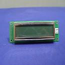 [W762] 흑백 캘릭터 LCD 20 x 2 BLUE(청색)