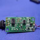 [X868B] PIC16F-690 마이컴칩달린 PCB
