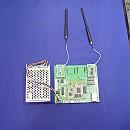 [Y391] 무선통신모듈 2종류 관련 마이컴보드 LAN9215-MT
