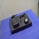 [Z148] 아이디스 4채널 CCTV 녹화기 (아답터+마우스)하드250기가