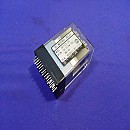 [A1103] NIPPON SIGNAL DC NEUTRAL RELAY CR1122D-24V