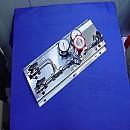 [A1679] 이화학기용 밸브 압력계