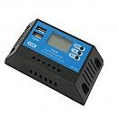 [A2753] DC 12V / 24V 10A 태양광충전 콘트롤러