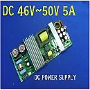 [A4034] DC 48V 5A 이상나오는 파워 보드