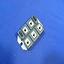 [A4245] 삼상 브릿지다이오드 SIRECTIFIER S3PDB100N16