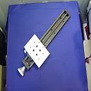 [A4818] 43cm 수동이동 볼스크류 수평이동장치