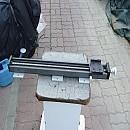 [A4819] 83cm 수동이동 볼스크류 수평이동장치