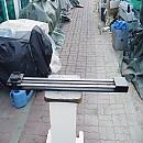 [A4820] 스태핑모타 A3K-S545 구동 132cm 볼스크류 수평이동장치