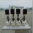 [A5137] TOPEX 현미경 투영기 SMC-300 PSM-500  2대일괄 직접인수 10만원