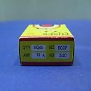 [A5834] 1박스 휴즈 AC250V BGXP 10A 5 x 20