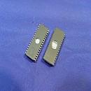 [A5861] UV-EPROM M27C4001-80XF1 /  M27C1001-70F1