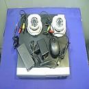 [A6210] PAL 방식 4채널 녹화기 셋트 적외선 커메라 2대 전용케이블 아답타