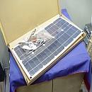 [A8820]  DC 12V 60W 플렉시블 캠핑태양광판넬 QC 3.0 스마트폰충전