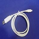 [A9072] USB타입 5핀 아답터 핸드폰 연결 케이블(길이1m)