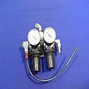 [B1039] EAR2000-F02 듀얼에어 압력걔 레듈레이터