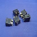 [B1387] LOCK 스위치 6A/250VAC MIRS-201(5개)