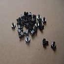 [B1459] ] 6mm x 6mm TACT SWITCH 택스위치(30개)