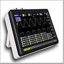 [B1831] 7인치 휴대용 칼라 LCD  2채널 100MHz 1GSa/s 디지탈 오실로스코프