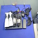 [B2117] IDIS 4채널 녹화기 LD104  적외선 카메라 2대셋트