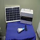 [B2279] 휴대용 태양광 100W 충전장치