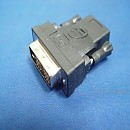[D218] DVI(숫)<--->HDMI(암)변환젠더