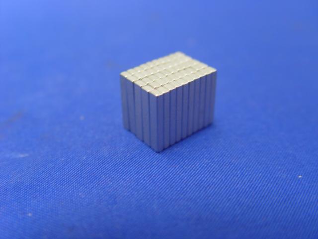[P74] 12mm x 2.2mm x 1.5mm 네오디움자석(50개)