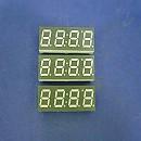 [U463] 30mm x 10mm 녹색 88:88 FND LFD2652-10-PF (3개)