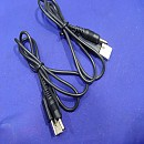 [V161] USB 케이블 3.5 파이잭 55cm길이 (2개)