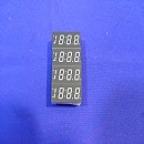 [Z913] 1:8.8.8. 적색 시계 FND(4개)