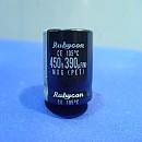 [A4246] RUBYCON 390uF 450V  105°C
