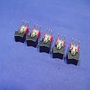 [A8190] ON - OFF 락카스위치 2A-5A 250VAC(5개)