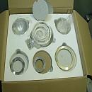 [A8218] 실험실용 다양한크기의 금속 둥근바닥 플라스크  DrySyn Classic Kit