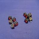 [B1385] LOCK 스위치 1A/250VAC (10개)