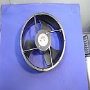 [B2096] 255mm x 90mm 원형 DAYTON 665 CFM AC AXIAL FAN 4WT44A AC 115V