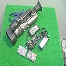[B2805] SONY 3CCD HANDYCAM  DCR-VX2100