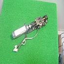 [B2813] PANASONIC MSMD012P1T AC SERVO MOTOR 달린 볼스큐류 이송장치
