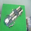 [B2814] PANASONIC MSMD022P1S AC SERVO MOTOR 달린 볼스큐류 이송장치