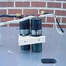 [B2906] SAMWHA 400V 2200uF 85°C 전해콘덴서 2개