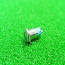 [B2976] 12mm 금속가공 LED 조광타입 잠김 푸쉬스위치(적,청,녹)