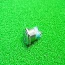[B2979] 22mm 금속가공 LED 조광타입 잠김 푸쉬스위치(적,청,녹)